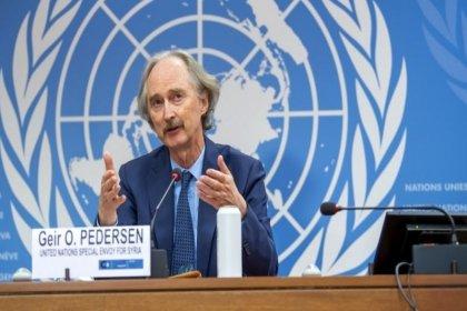 BM: Suriye'de yeni anayasa taslağı hazırlamak için taraflar anlaştı
