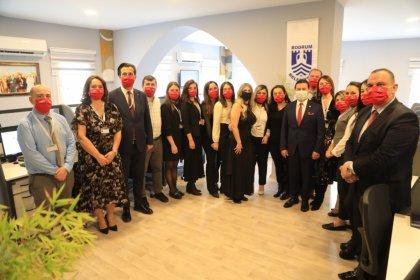 Bodrum Belediyesi Çağrı Merkezi yeni yerinde hizmet vermeye başladı