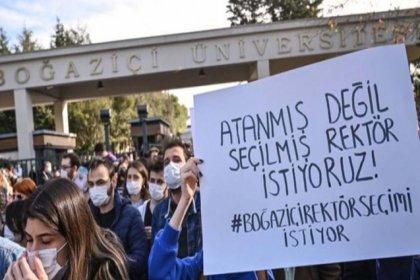 Boğaziçi Üniversitesi'nde mükerrer oyla yönetim kurulu üyesi seçilmesine tepki: Kabul etmiyoruz