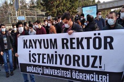 Boğaziçi Üniversitesi'ndeki eylemlerde gözaltına alınan 21 öğrenci serbest bırakıldı