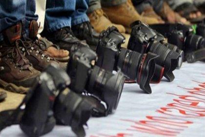 Bugün 3 Mayıs Dünya Basın Özgürlüğü Günü: 43 gazeteci cezaevinde, 128 davada 274 gazeteci yargılandı, 44 gazeteci fiziksel saldırıya uğradı