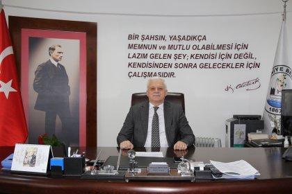 Burhaniye Belediye Başkanı Deveciler'den ihale iddialarına yanıt; Vakıflar Genel Müdürlüğü ihalesi ile ilgili kamuoyunu yanlış bilgilendiren yalan, iftira dolu haberle ilgili Cumhuriyet Savcılığı nezdinde gerekli yasal işlemleri başlattık