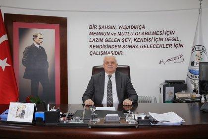 Burhaniye Belediye Başkanı Ali Kemal Deveciler'in yeni yıl mesajı