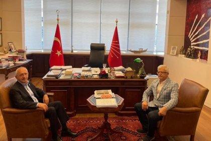 Burhaniye Belediye Başkanı Deveciler, CHP Genel Başkanı Kılıçdaroğlu'nu ziyaretinde, 2. Burhaniye Kitap Fuarı ve 31. Burhaniye Ören Turizm Kültür ve Sanat Festivaline davet etti