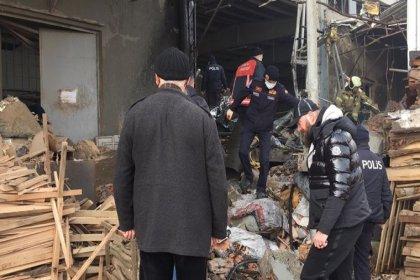 Bursa'da mobilya fabrikasında patlama: 1 işçi hayatını kaybetti, 4'ü ağır 6 yaralı