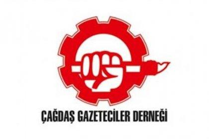 Çağdaş Gazeteciler Derneği 43 yaşında!