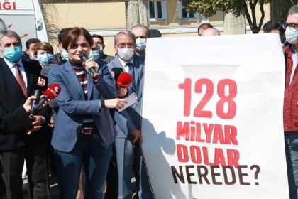 Canan Kaftancıoğlu: '128 milyar dolar nerede' diye soracağız, engelleyemeyecekler