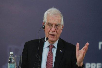 Çavuşoğlu ile görüşen AB Yüksel Temsilcisi Borrell: Doğu Akdeniz'de gerilimin azaltılmasını istiyoruz