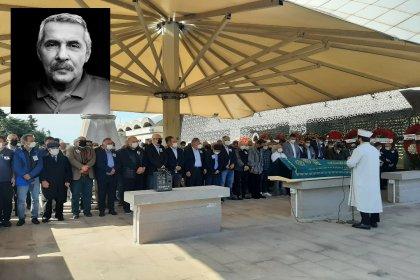 CHP E. Kadıköy İlçe Başkanı Türer Ercan son yolculuğa uğurlandı