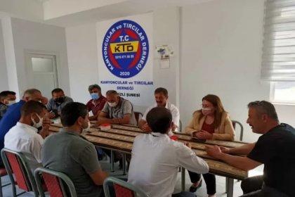 CHP Genel Başkan Yardımcısı Karaca kamyoncu esnafını ziyaret etti