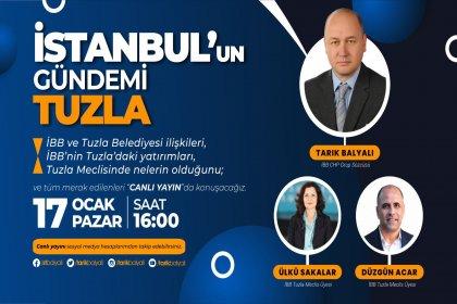 CHP İBB Meclis üyeleri Tuzla gündemini konuşmak için bir araya geliyor