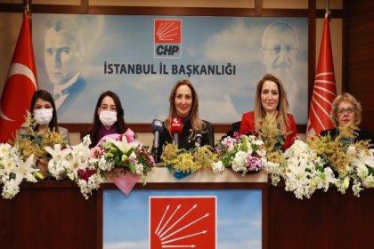 CHP Kadın Kolları'dan 8 Mart Dünya Emekçi Kadınlar Günü açıklaması