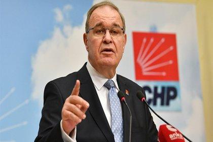CHP Sözcüsü Öztrak: Erdoğan'ın koltuğunu korumak için yapacaklarının sınırı uzay boşluğudur