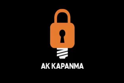 CHP'den 128 saniyelik 'AK kapanma' videosu