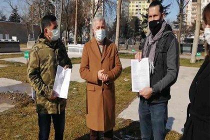 CHP'li Arık'tan 40 bin liralık mezarlık tepkisi