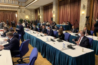 CHP'li Hamzaçebi: 2022 yılı bütçesi faiz bütçesi olacak
