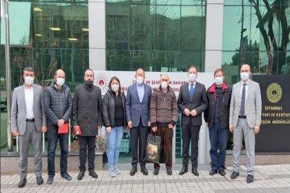 CHP'li Hamzaçebi, kentsel dönüşüm mağdurları ile yetkilileri görüştürdü