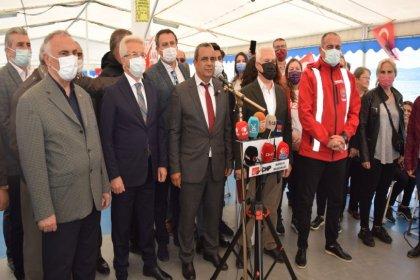 CHP'li Karaca: Marmara Denizi ölüyor, ilgili bakanlar ölü taklidi yapıyor