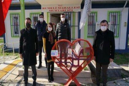 Çorlu Belediyesi'nden geri dönüşüm kampanyası