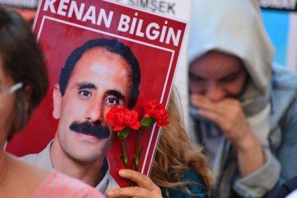 Cumartesi Anneleri, gözaltında kaybedilen Kenan Bilgin'in akıbetini sordu
