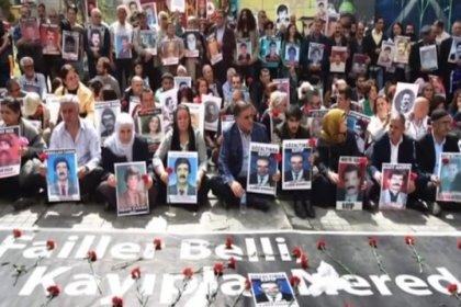 Cumartesi Anneleri 26 yıl önce gözaltında kaybedilen Kadir Keremoğlu'nun akıbetini sordu