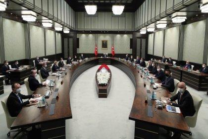 Cumhurbaşkanlığı Kabinesi 15.00'te toplanıyor