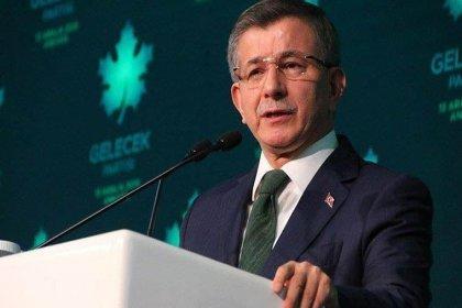 Davutoğlu: İçişleri Bakanı'nı muhatap almam