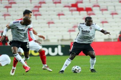 Demir Grup Sivasspor 0-0 Beşiktaş
