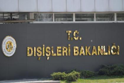 Dışişleri Bakanlığı'ndan AB'ye rapor tepkisi: Haksız ve orantısız tespitleri reddediyoruz