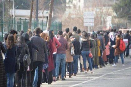DİSK-AR: Geniş tanımlı işsiz sayısı 10 milyon 382 bine yükseldi