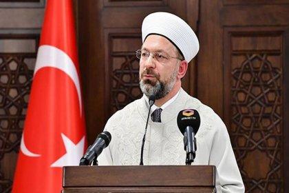 Diyanet İşleri Başkanı Erbaş: Sigara dine zarar veriyor