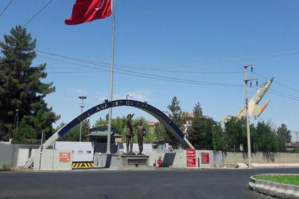 Diyarbakır 8. Ana Jet Üssü Komutanlığına saldırı girişimi