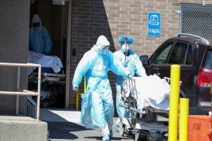 Dünya genelinde koronavirüs nedeniyle can kaybı 2 milyon 116 bine yükseldi