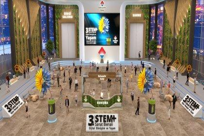 Dünyanın ilk dijital STEM+ Sanat Bienali başlıyor