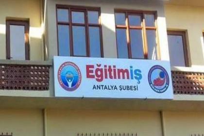 Eğitim-İş Antalya Şubesi: Artık ne canımızı ne de öğrencilerimizin geleceğini kaybetmeye tahammülümüz yok