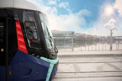 Eminönü-Alibeyköy tramvay hattında seferler yarın başlıyor