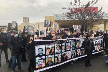 EMO İstanbul Şubesi'nden 'Çorlu tren katliamı davası' açıklaması: Davanın takipçisiyiz