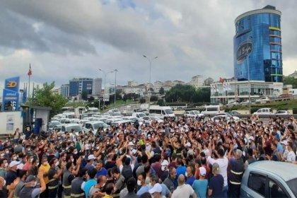 EnerjiSA işçilerinden zam oranına tepki