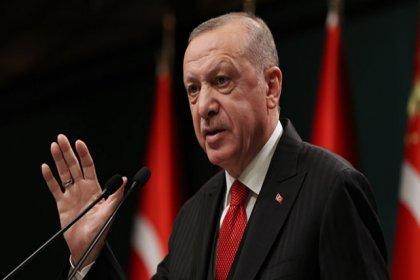 Erdoğan: 19 Mayıs'ın gerçek anlamını kavrayabilen herkesin 2023 hedeflerimize, 2053 vizyonumuza dört elle sahip çıktığına inanıyorum