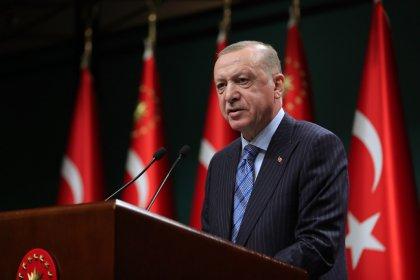 Erdoğan; bir kereye mahsus esnafa 5 bin lira, sanatkarlara 3 bin lira hibe veriyoruz