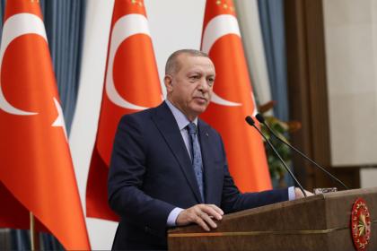 Erdoğan: Çanakkale ruhunu yaşatmaya, ülkemizi yarınlara çok daha güçlü şekilde taşımaya kararlılıkla devam edeceğiz