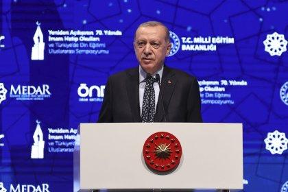 Erdoğan: Dinsiz nesil olsun diyenler var, biz işimize bakacağız