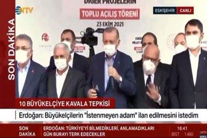 Erdoğan, 'evim yandı, kimsem yok' diye isyan eden yurttaşı duymazdan geldi!
