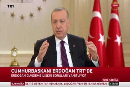 Erdoğan; 'Hazırlanan yeni Anayasa Cumhur İttifakı'nın ortak bir çalışması olacak'