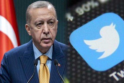 Erdoğan 'helallik' istedi; Twitter'da #HelalEtmiyorum etiketi 'trend topic' oldu