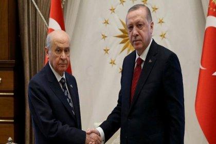 Erdoğan ile Bahçeli bir araya geliyor