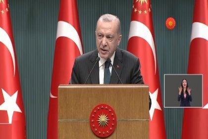 Erdoğan, Kabine Toplantısı Sonrası Millete Seslendi; 'Cumhurbaşkanlığı hükümet sisteminin getirdiği hızlı, etkin, yapıcı yönetimin avantajları afet dönemlerinde çok daha iyi görülmüştür'
