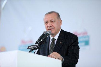 Erdoğan: Milletin derdiyle dertlenmeyenler hiçbir yaraya merhem olamazlar