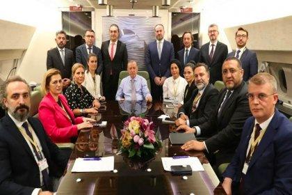 Erdoğan: Seçim barajında yüzde 7 netleşmiş vaziyette