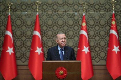 Erdoğan: Son 19 yılda adliye kapısını adalet kapısı haline getirmek için tarihi nitelikte birçok adım attık